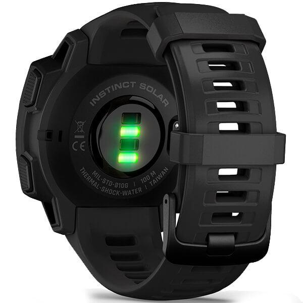 Instinct Solar Tactical Black