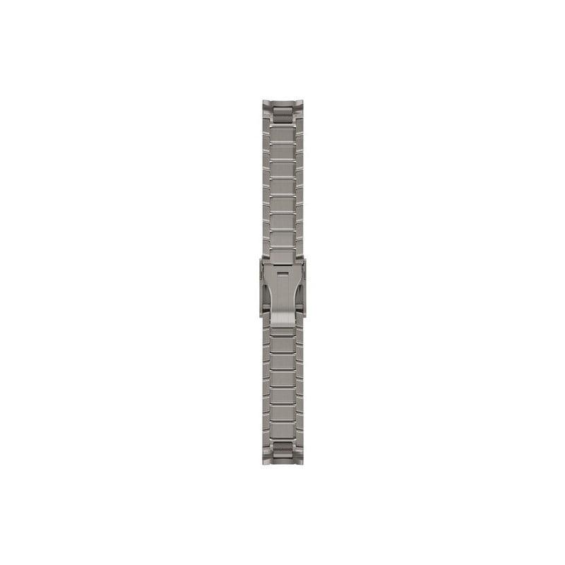 MARQ QuickFit 22m Swept-link Titanium Bracelet