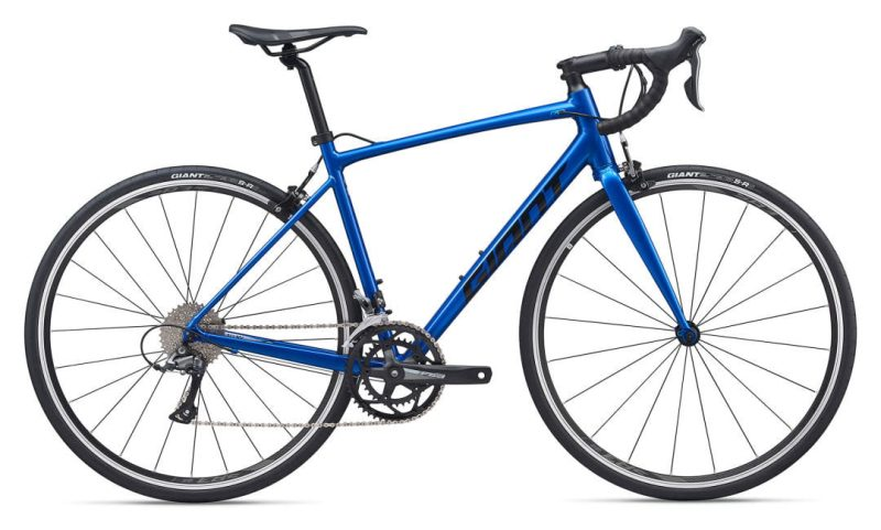 Велосипед Giant Contend 3 Electric Blue/Black