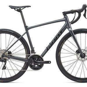Велосипед Giant Contend AR 1 Black Gunmetal M