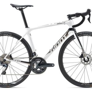 Велосипед Giant TCR Advanced 1 King of Mountain White L