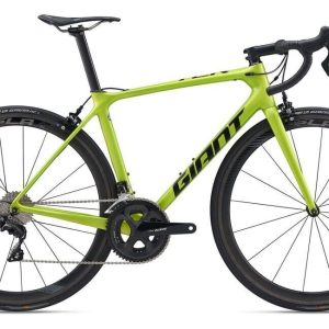 Велосипед Giant TCR Advanced Pro 2 метал лайм M