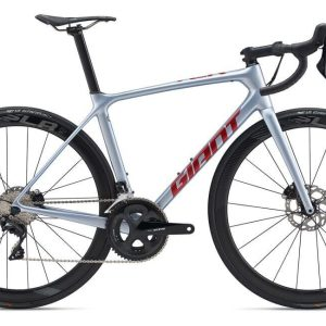 Велосипед Giant TCR Advanced Pro 3 Disc Silver Glacier М