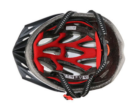 Шлем Giant Rev матовый /глянцевый черный