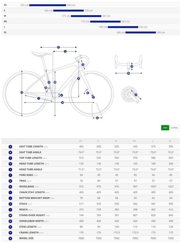 Велосипед Giant Propel Advanced 2 углер. M/L
