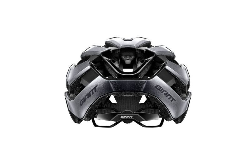 Шлем вел. Giant Rev Pro мат./метал.черный