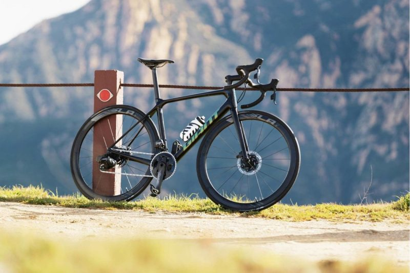 Велосипед Giant TCR Advanced Pro 0 Disc карбон M/L