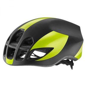 Шлем Giant Pursuit матовый черный/лайм