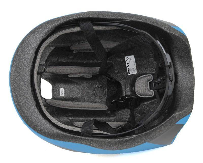 Шлем Giant Pursuit матовый чорный