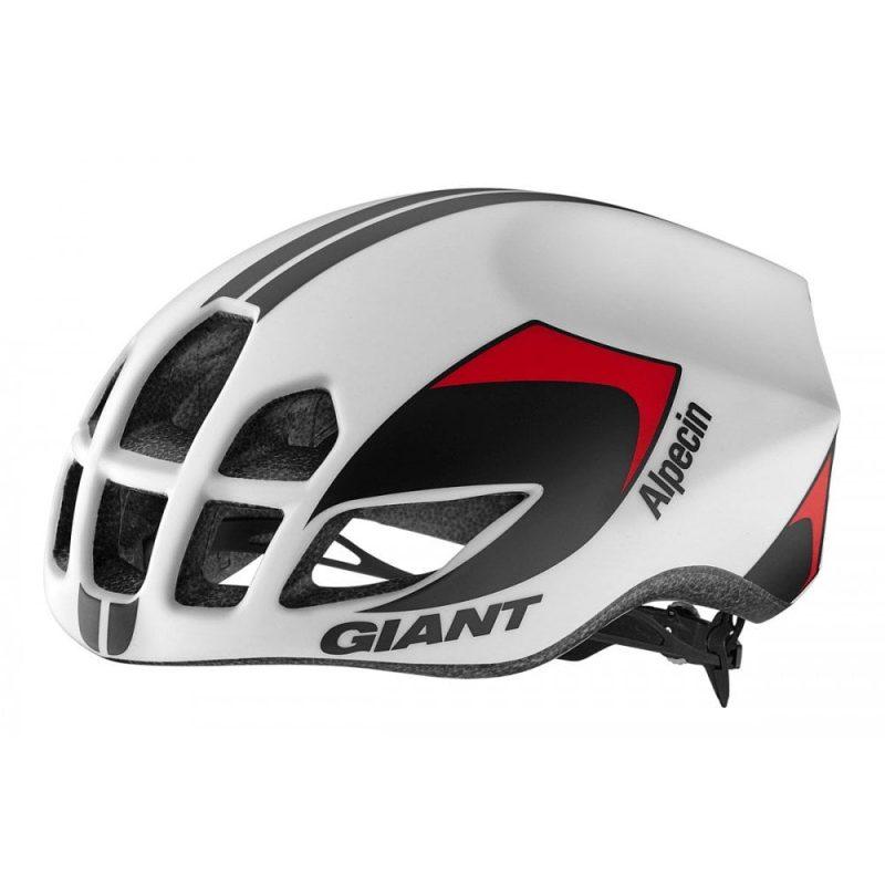 Шлем Giant Pursuit Team Special Edition матовый белый