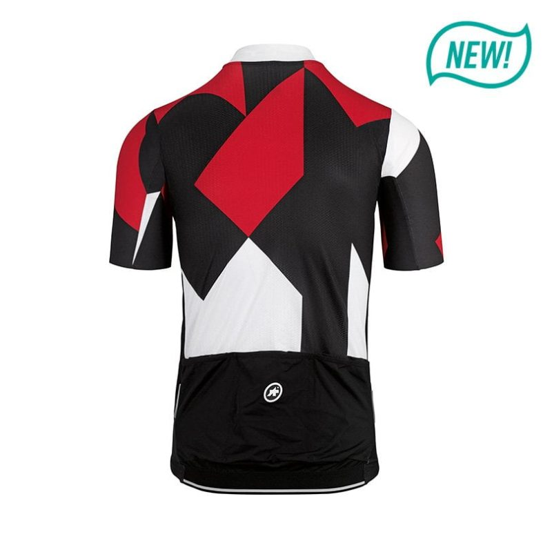 Веломайка ROCK SS JERSEY National Red