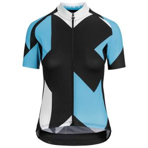 Веломайка WOMEN'S ROCK SS JERSEY damBlue