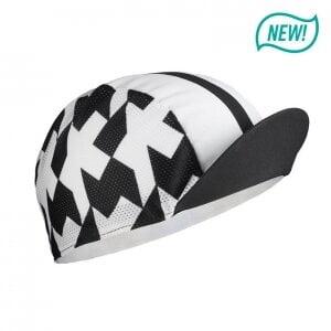 Шапка ASSOS EQUIPE RS CAP ASSOSOIRES black Series