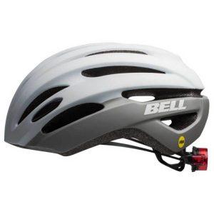 Шлем Bell Avenue LED MIPS матовый / глянцевый белый / серый UA (54-61см)
