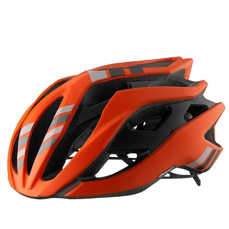 Шлем Giant Rev оранжевый