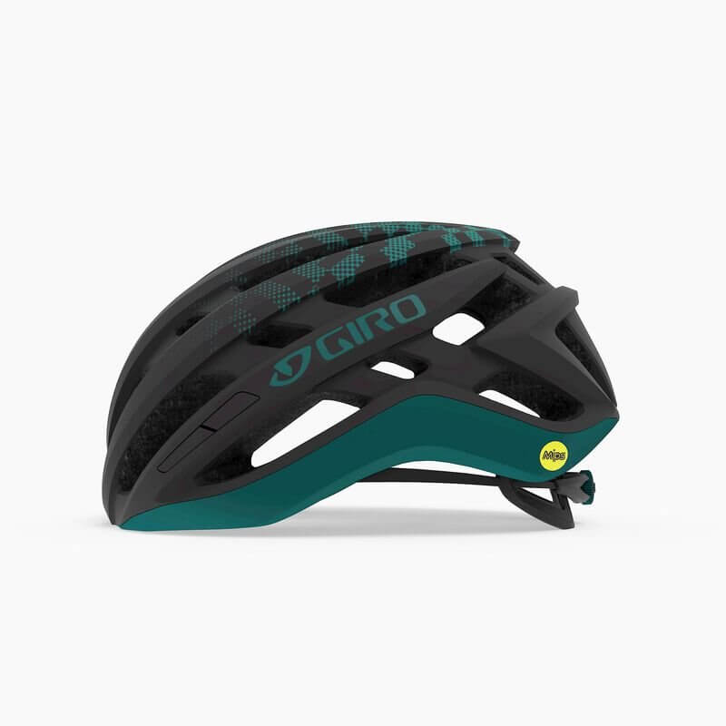 Велосипедный шлем Giro Agilis MIPS True Spruce Diffuser
