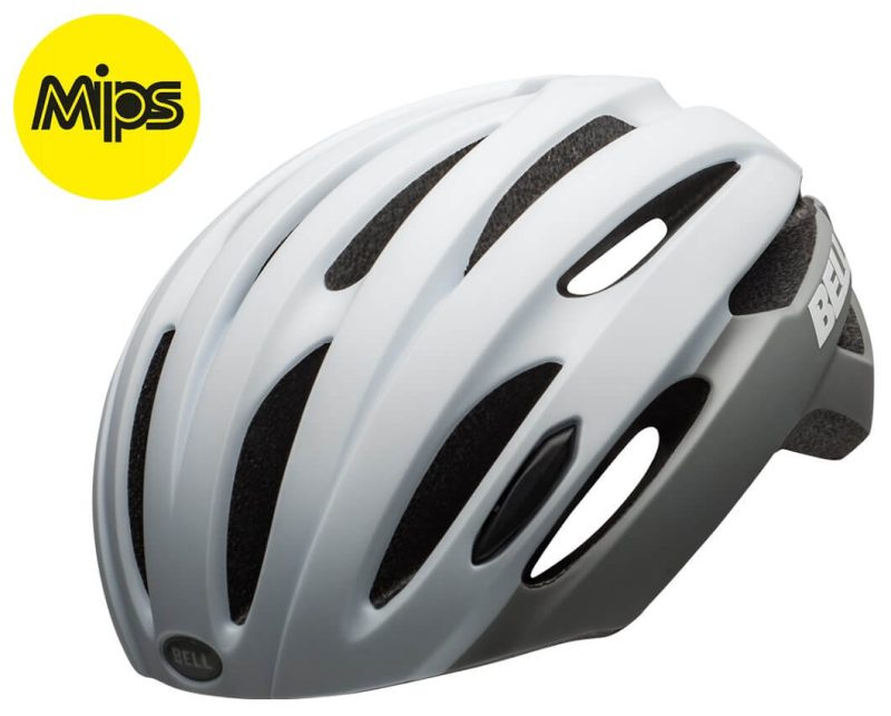 Шлем Bell Avenue MIPS mat/gloss white/gray
