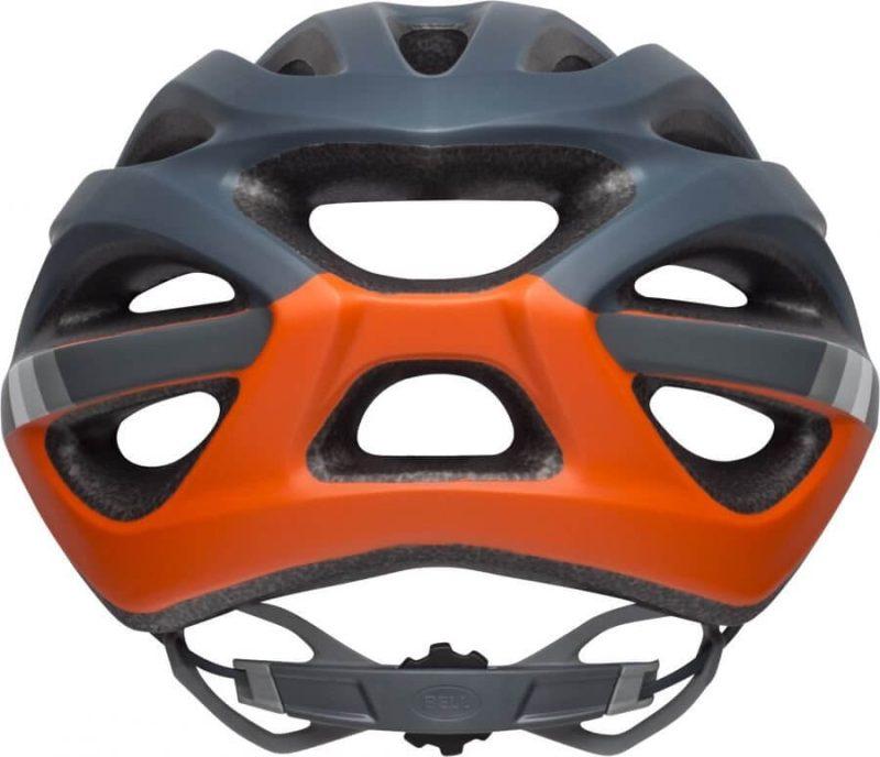 Шлем Bell Draft Matte Slate Dark Gray Orange