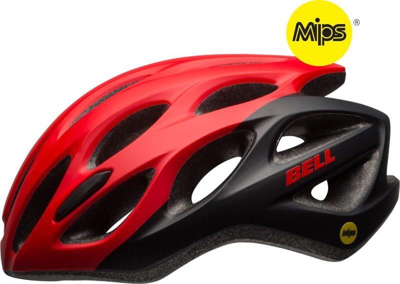 Шлем Bell Draft MIPS Red Repose