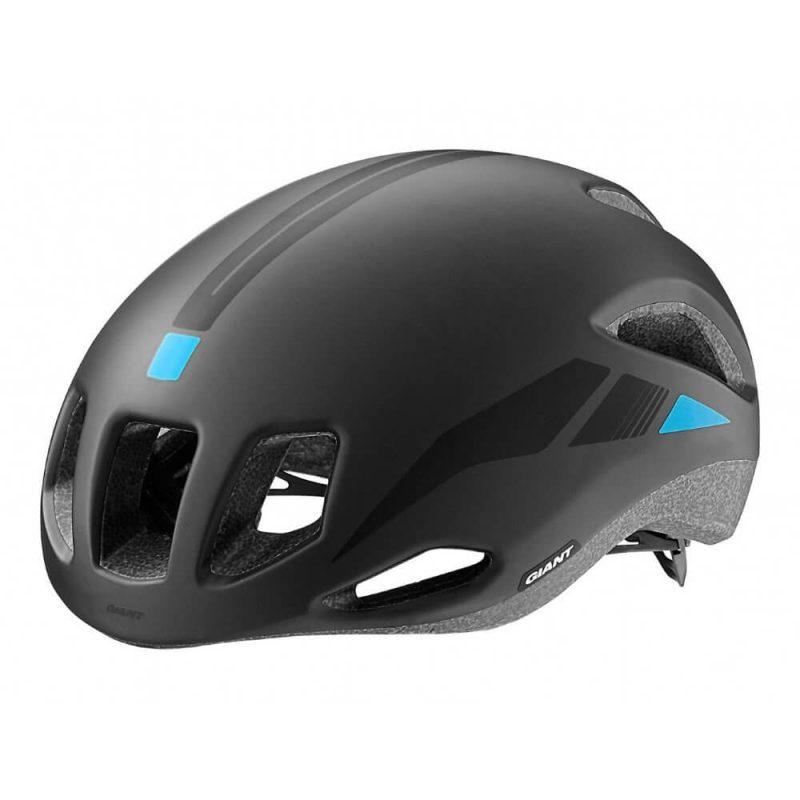 Шлем Giant Rivet черный
