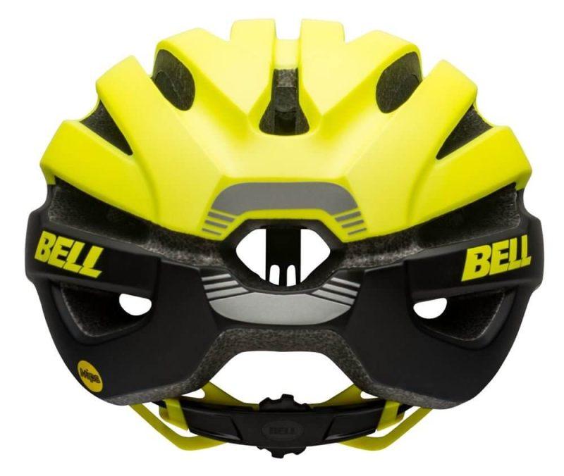 Шлем Bell Avenue MIPS Matte Gloss Hi-Viz Black, UA (54-61см)