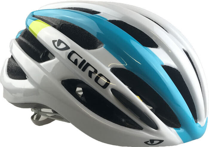 Велосипедный шлем Giro FORAY Iceberg/Citron