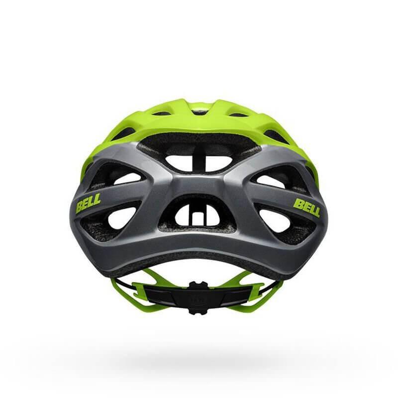 Велосипедный шлем Bell DRAFT GLOSS GREEN/SLATE