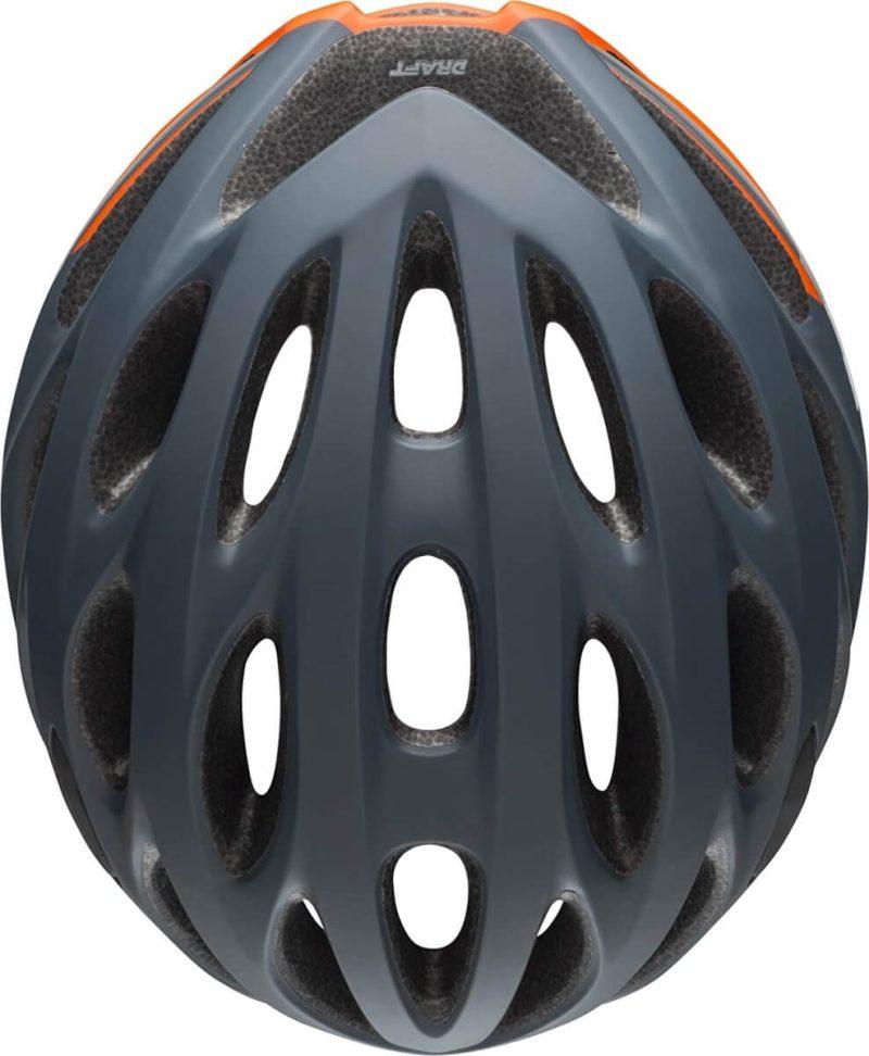 Шлем Bell Draft MIPS Matte Slate Dark Gray Orange