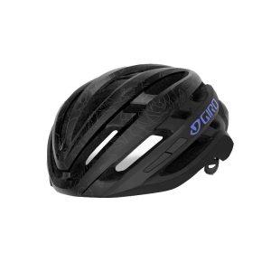 Велосипедный шлем Giro Agilis W Matte Midnight/Cool Breeze