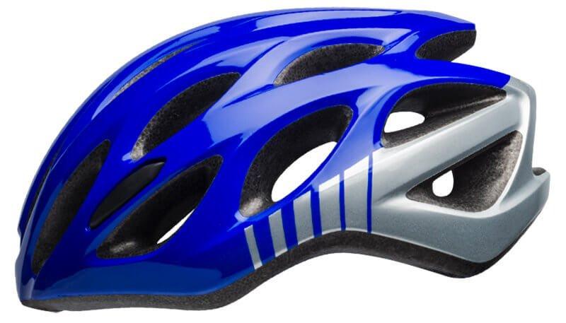 Велосипедный шлем Bell DRAFT pacific-silver