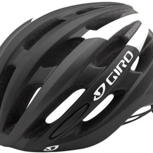 Велосипедный шлем Giro FORAY matt-black-white
