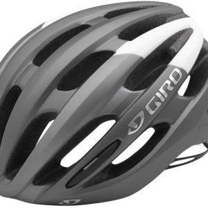 Велосипедный шлем Giro FORAY matt-titanum-white