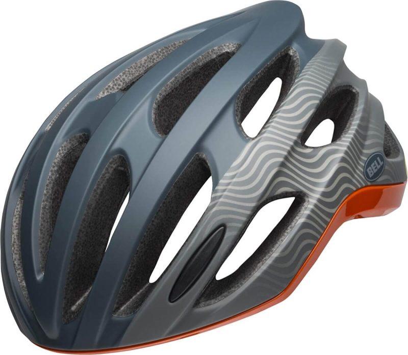 Шлем Bell Formula Matte Gloss Slate Gray Orange M (55-59см)
