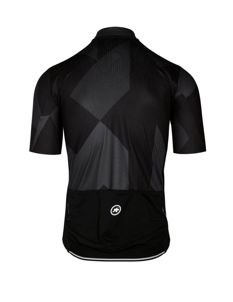 Веломайка ROCK SS JERSEY black Series