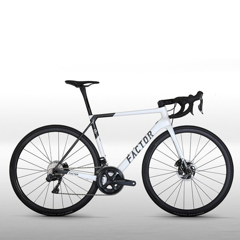 Велосипед Factor 02 PEARL WHITE