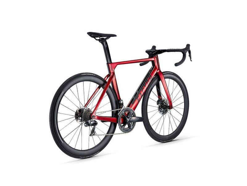 Велосипед Factor ONE Crimson Red