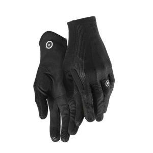 Велоперчатки ASSOS XC FF GLOVES blackSeries лето