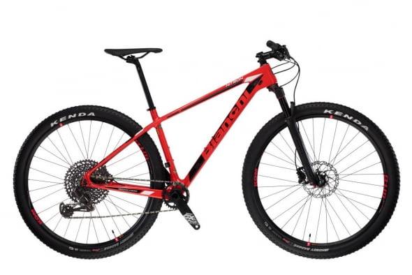 Велосипед Bianchi NITRON 9.1 carbon EAGLE 1X12S