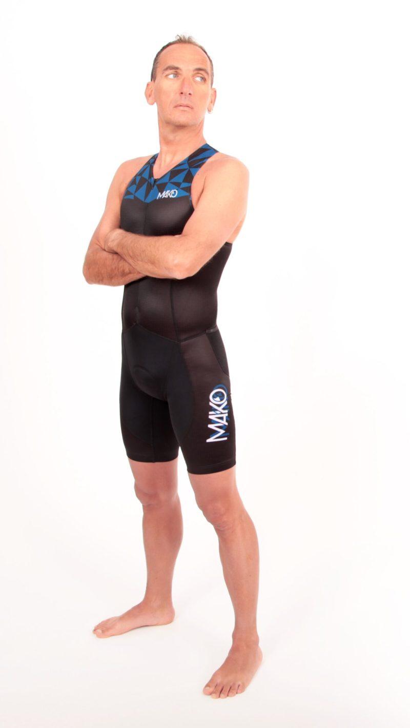 Стартовый костюм для триатлона Performance Male XL