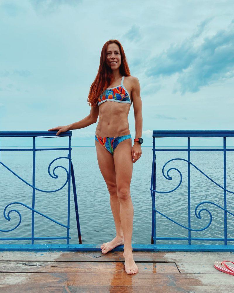 Купальник Mako Sunkissed Paradise Blue
