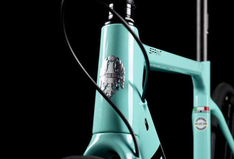 Велосипед Bianchi SPRINT Ultegra 11s Disc CP