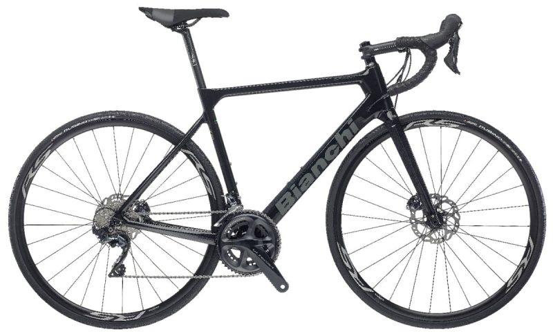 Велосипед Bianchi SPRINT Ultegra 11s Disc CP Black
