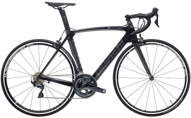 Велосипед Bianchi OLTRE XR.3 CV Ultegra 11s 52/36