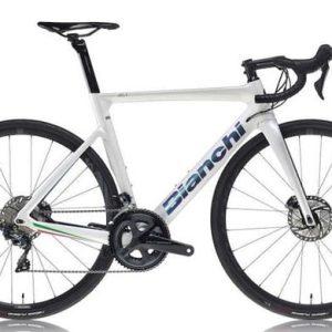 Велосипед Bianchi ARIA AERO Ultegra 11s Disc 52/36