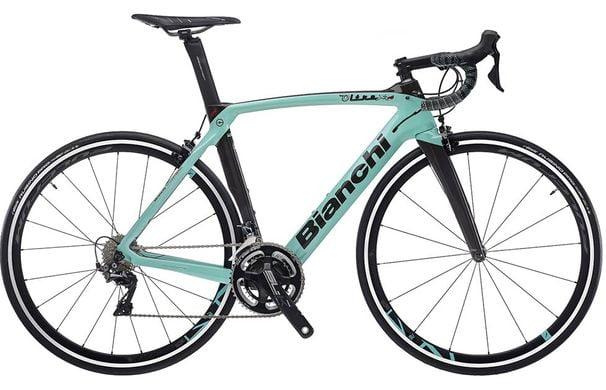 Велосипед Bianchi OLTRE XR.4 CV Dura Ace 11s CP R418