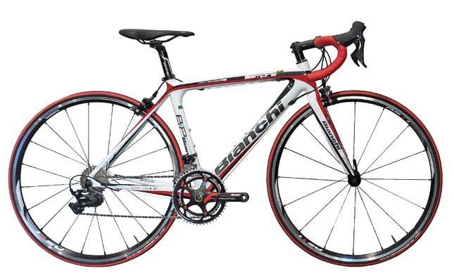 Велосипед Bianchi SEMPRE B4P 105 11s 52/39