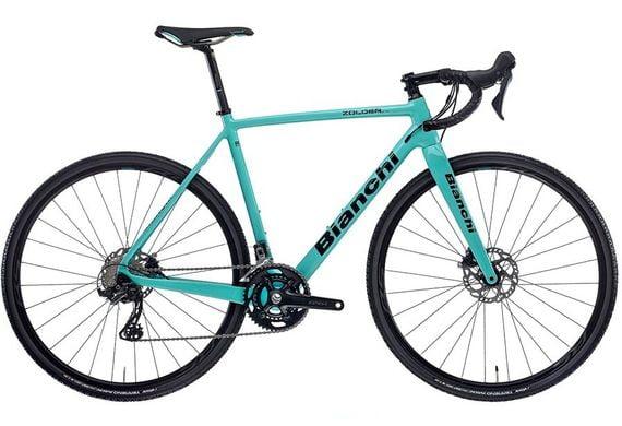 Велосипед Bianchi ZOLDER PRO GRX 810 11s Disc H