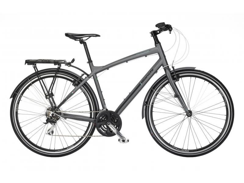 Велосипед Bianchi Metropoli Uno Acera 7s CP