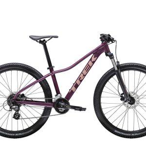 Велосипед Trek 2021 Marlin 6 Women`s 27.5˝ фіолетовий XS (13.5˝)