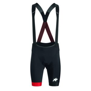 Велотрусы ASSOS EQUIPE RS BIB SHORTS S9 National Red